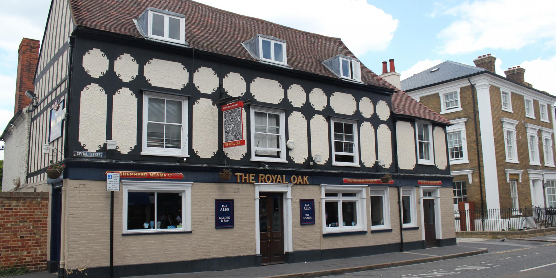 Royal Oak Dartford